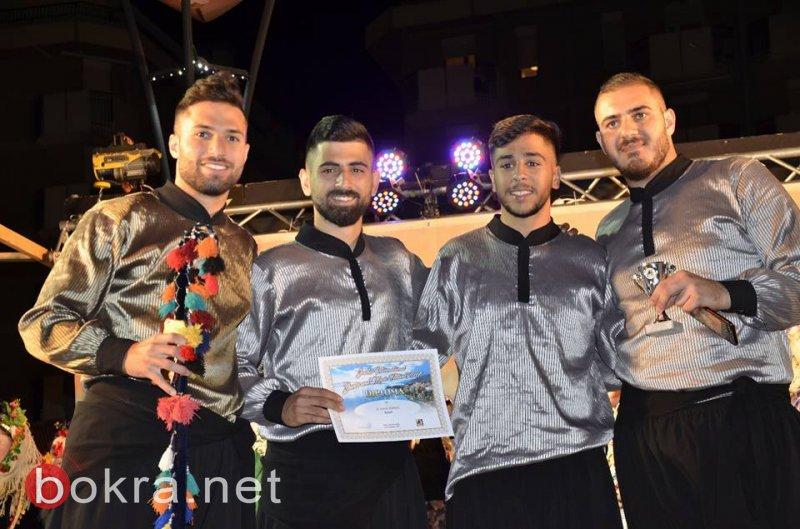 بلدية باقة الغربية :فرقة السريس تتألق للسنة الرابعة على التوالي بمهرجان عالمي في ايطاليا