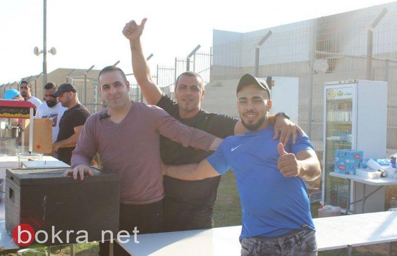 بأجواء بهيجة، اختتام الحفل الثاني من مهرجان بستان المرج الثقافي بتألق هيثم خلايلة في سولم