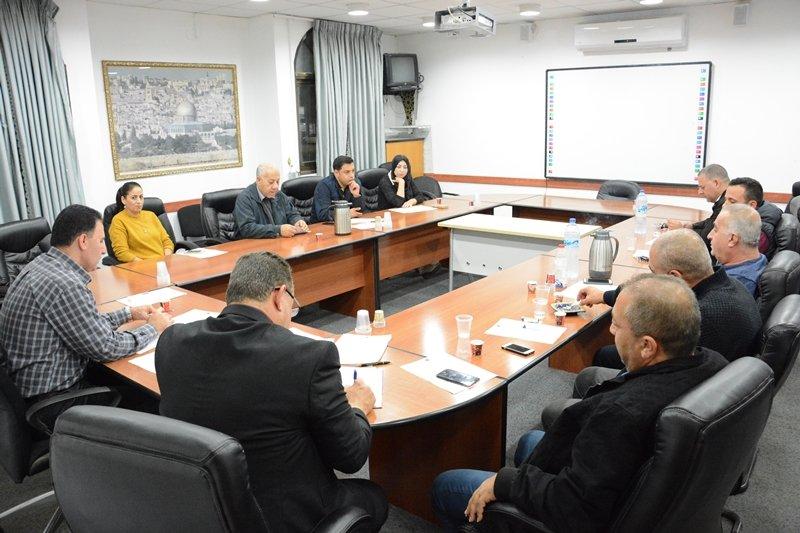 مجلس كفرمندا يصوت لمشروع الإنتقال بكفرمندا من قرية الى مدينة