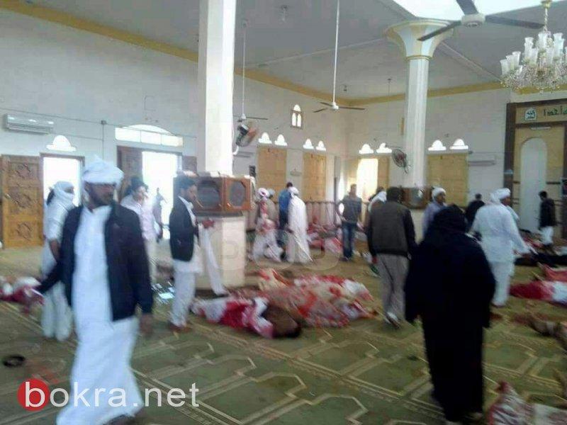 ارتفاع عدد ضحايا هجوم العريش إلى 235 شهيدًا