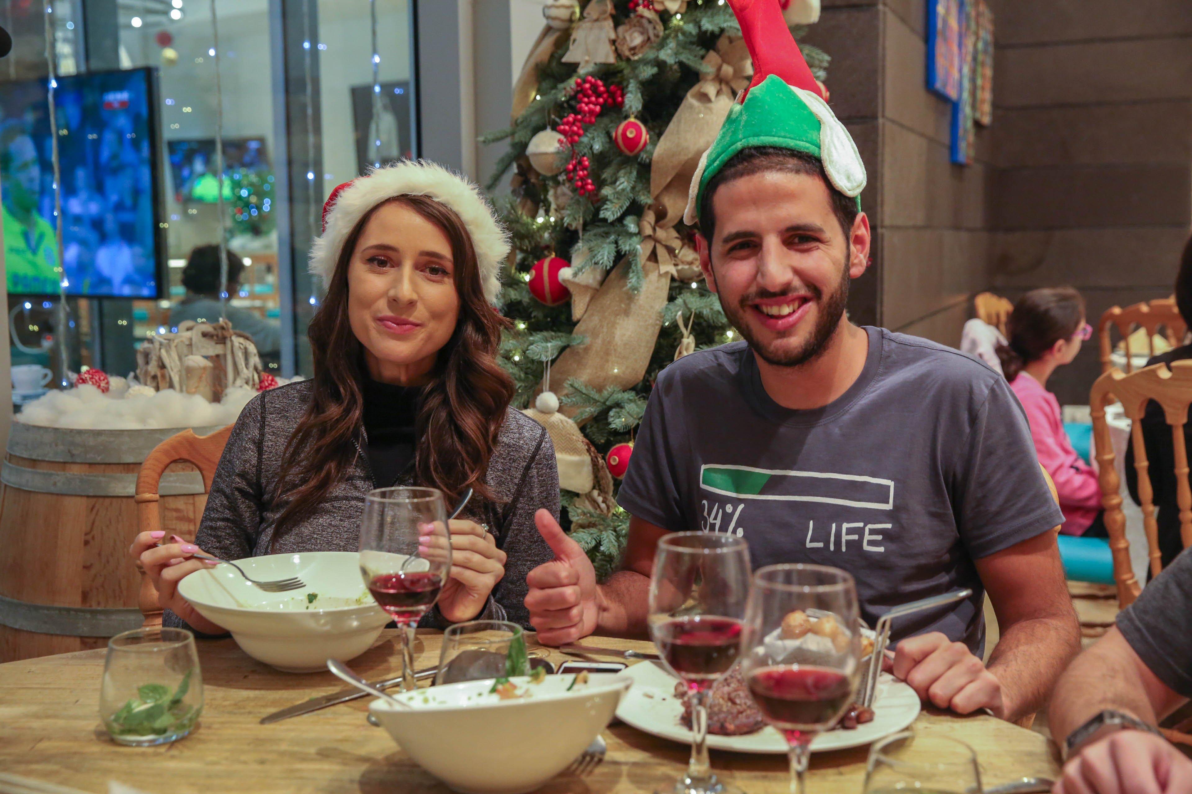 جمعية الناصرة تستقبل ناس ديلي في مسيرة الميلاد!