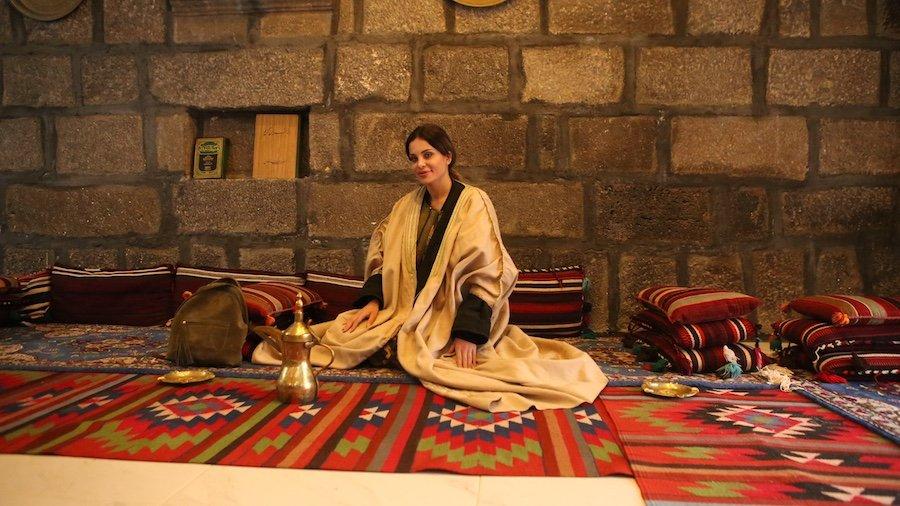 مغامرات جديدة لدومينيك حوراني في بادية الأردن