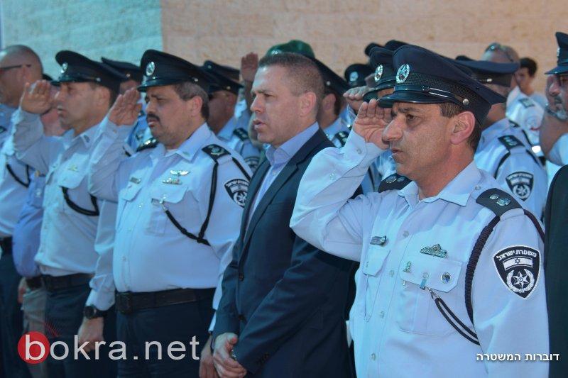 بحضور الوزير أردان، روني الشيخ وعدد من الضباط .. افتتاح محطة الشرطة الجديدة بنتسيرت عيليت
