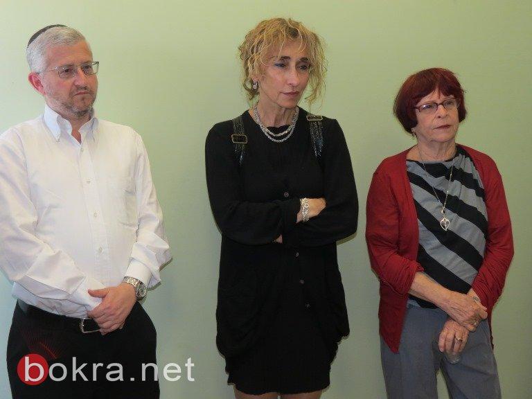 مركز سلامة العائلة عرابة يستضيف وفد من قضاة محكمة الشؤون العائلية كرايوت