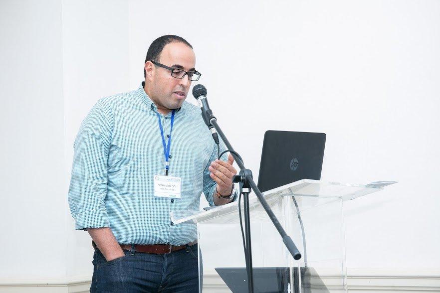 الدكتور وسام مجادلة يمثّل أكاديمية القاسمي في المؤتمر الخامس والثلاثين للرابطة الإسرائيلية للجودة – האיגוד הישראלי לאיכות في تل أبيب