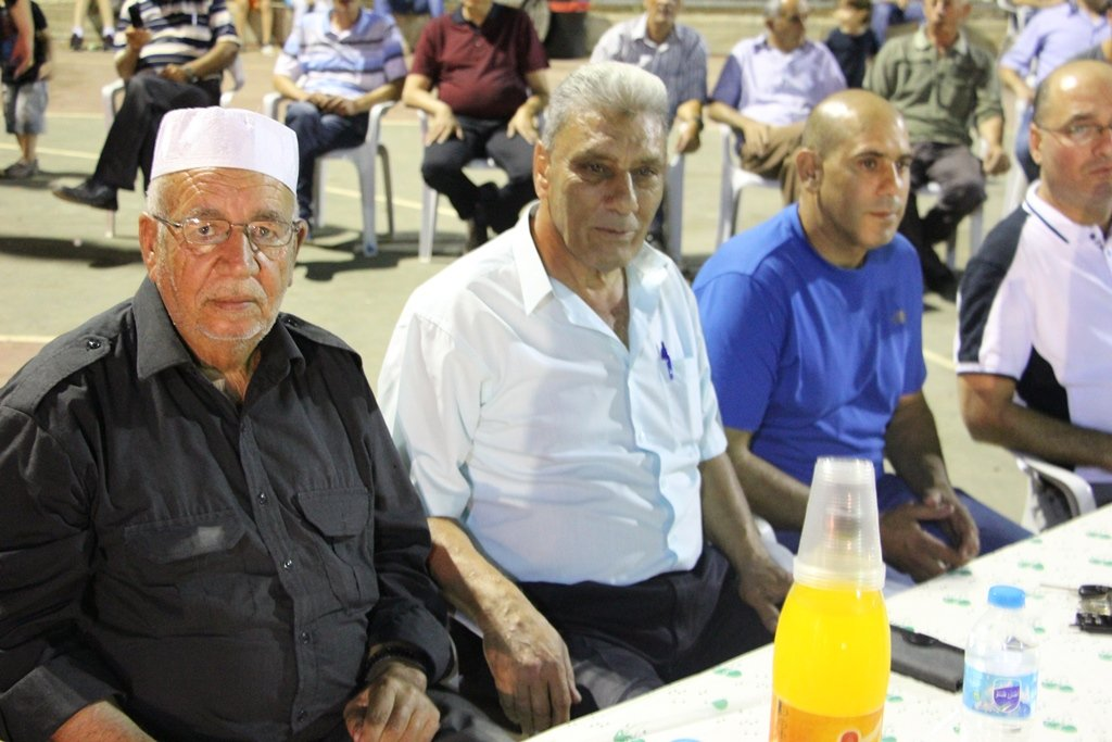 مهرجان احتفالي في مجلس اقليمي البطوف بعيد الفطر