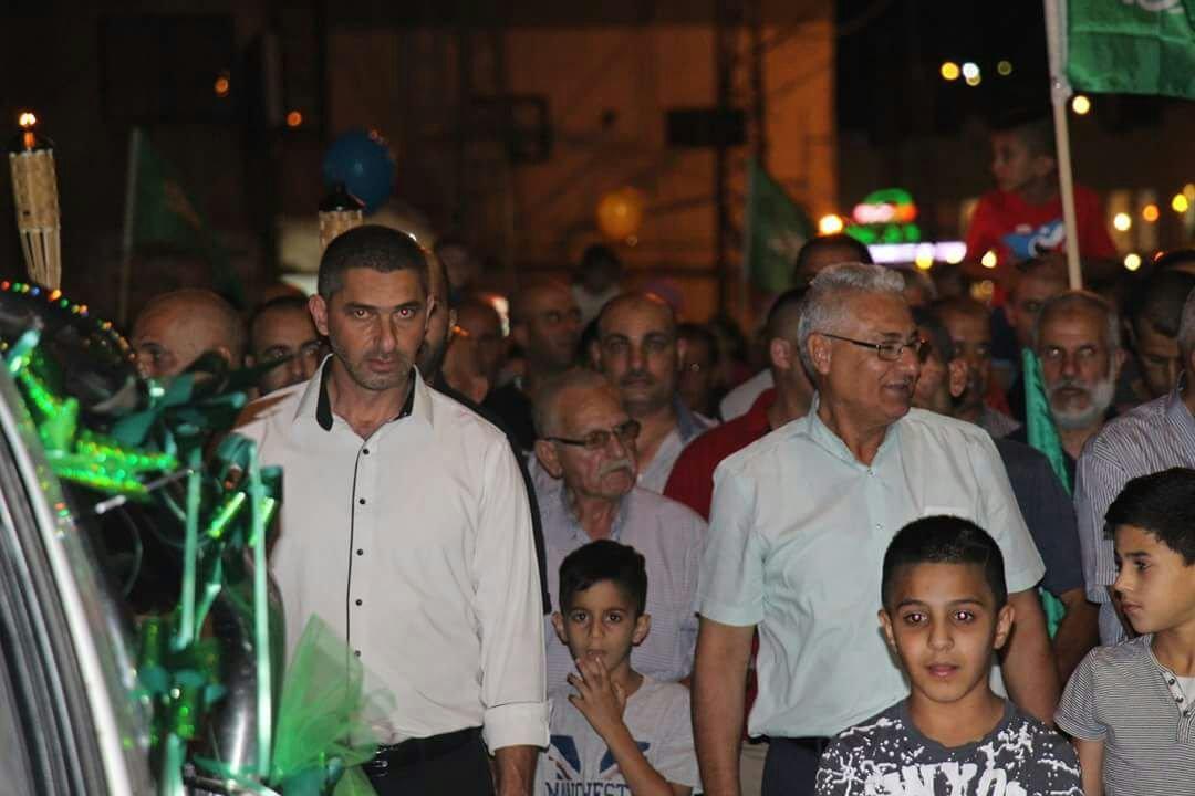سخنين: مسيرة تكبير وتهليل احتفاء بعيد الفطر السعيد بمشاركة حاشدة