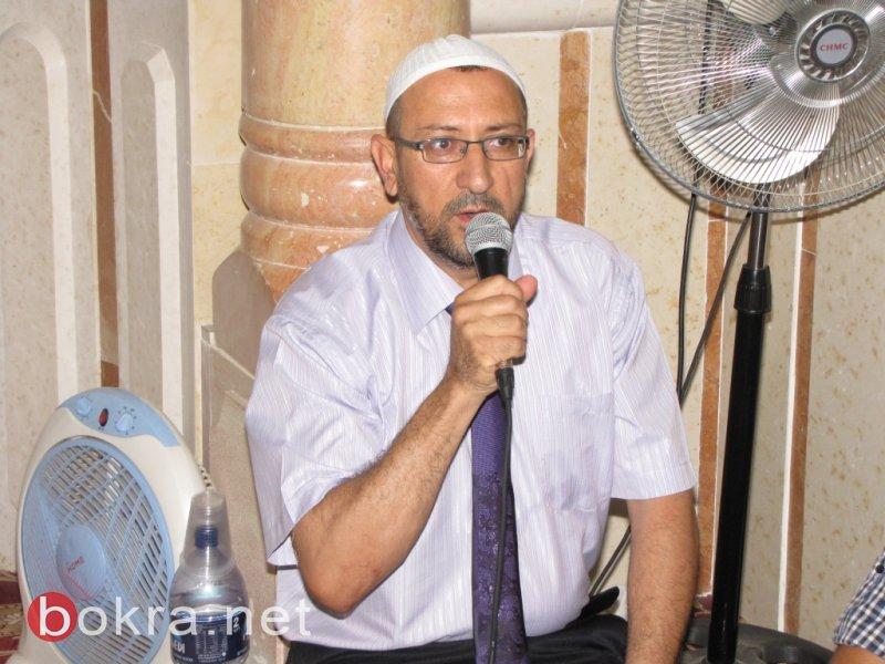 صلاة عيد الفطر وأجواء البهجة بجامع عمر المختار يافة الناصرة