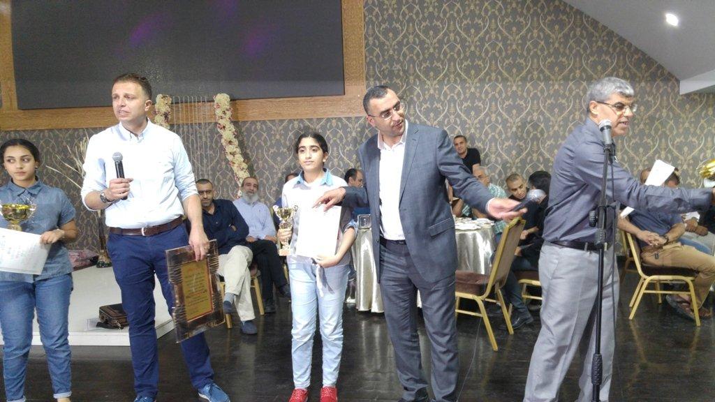 جمعيّة إبداع تُكرِّم الفائزين في بطولة الرِّياضيّات القطريّة السّابعة عشرة بالتعاون مع المدارس المشاركة