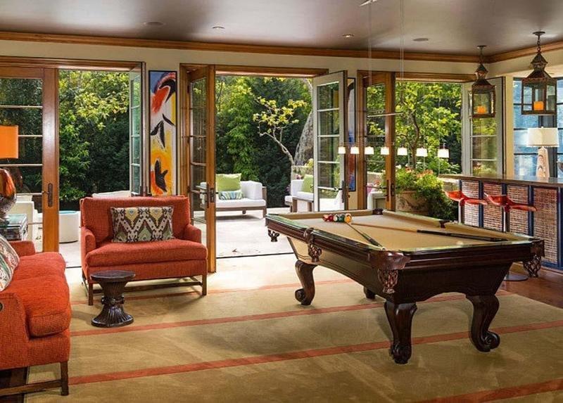 الترف في أحد عقارات جنيفر لوبيز المُسعّرة بـ40 مليون دولار