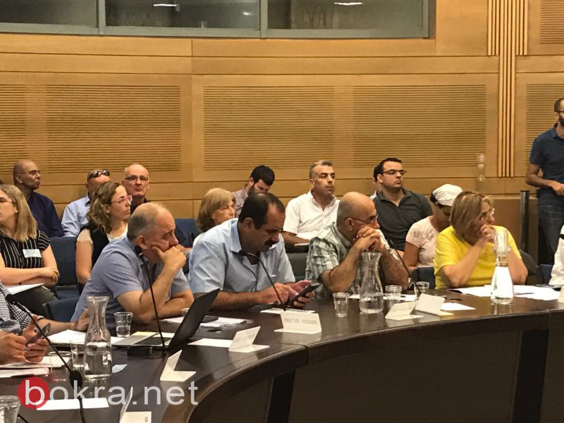 مؤتمر في الكنيست حول احتياجات الجماهير العربية في ميزانية الدولة بمبادرة الطيبي وزحالقة ومركز مساواة
