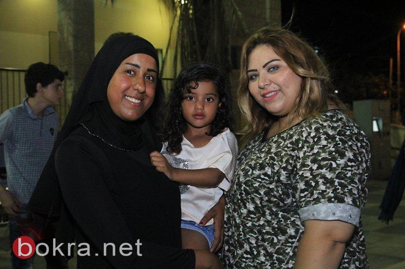المركز الثقافي سخنين يستضيف الفنانين هيثم خلايلة ونانسي حوا في حفل العيد
