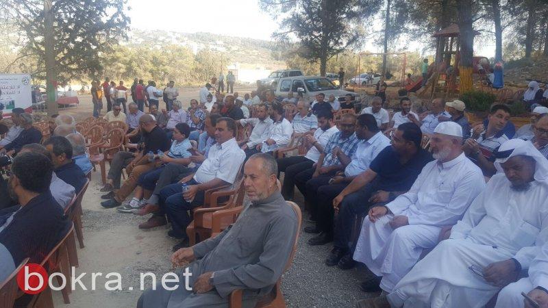 عرعرة: انطلاق المهرجان القطري للتصدّي للاعتقالات الادارية