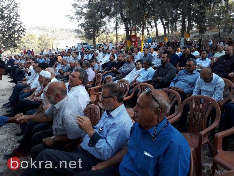 عرعرة: اختتام المهرجان المتصدّي للاعتقالات الادارية بمشاركة واسعة
