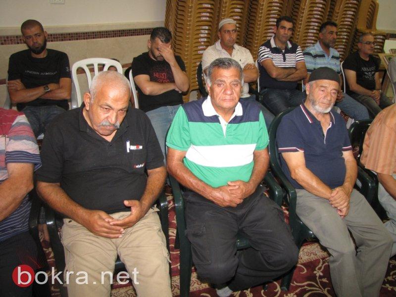العشر الأوائل خطبة الجمعة بجامع عمر المختار يافة الناصرة