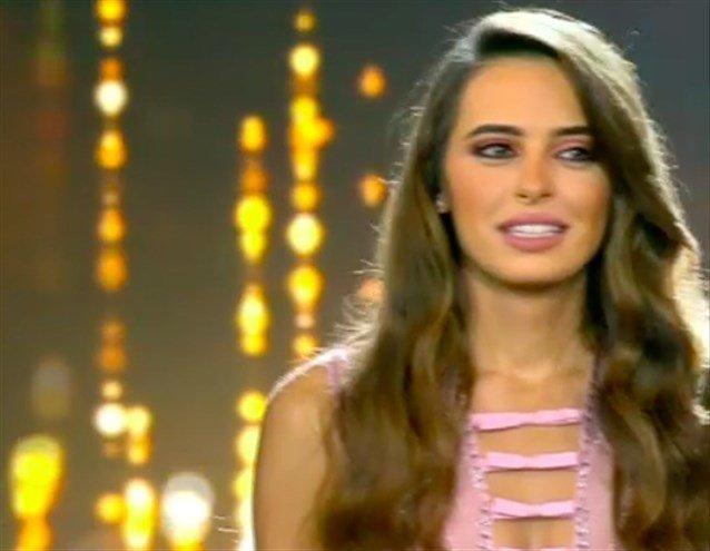 بيرلا حلو تفوز بلقب ملكة جمال لبنان للعام 2017