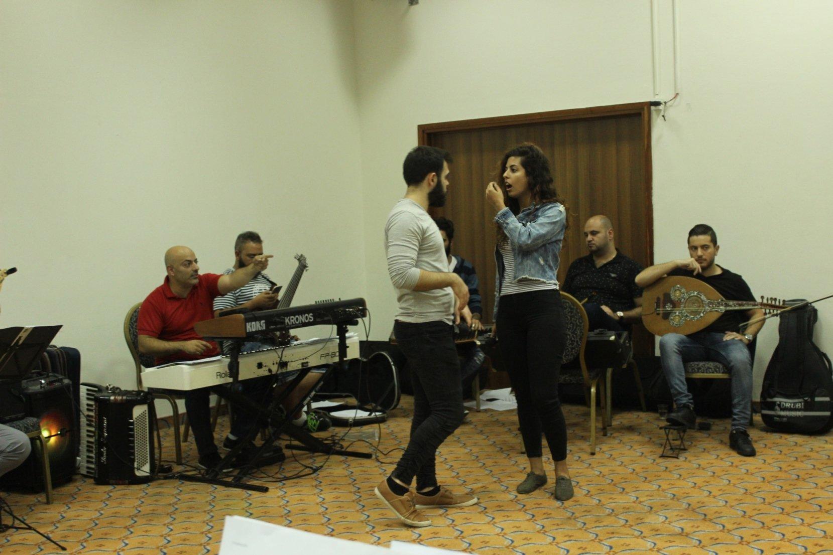 اليوم حفل الفرقة الماسية لتكريم الفنان الراحل ملحم بركات