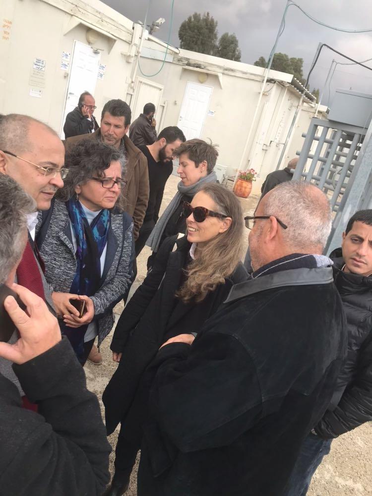 إسرائيل تمدد اعتقال الطفلة عهد التميمي لـ10 أيام