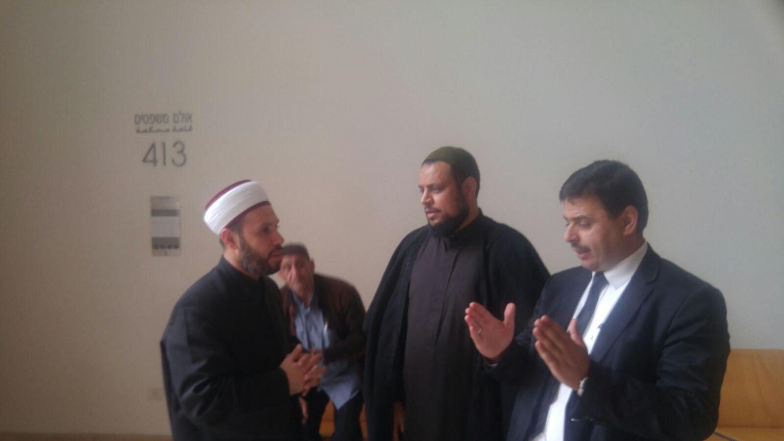 حيفا: الصلح تنظر في طلب طاقم دفاع الشيخ رائد بإعادة النظر باعتقاله