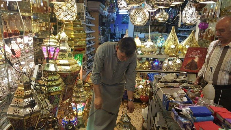 عشية رمضان: الركود يخنق اسواق القدس