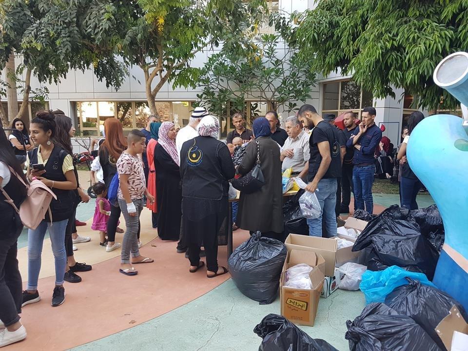 عوائل من غزة والضفة الغربية تثمن وقفة فلسطينيي الداخل وجمعية إنماء بجانب ابنائهم المرضى في المشافي إسرائيلية