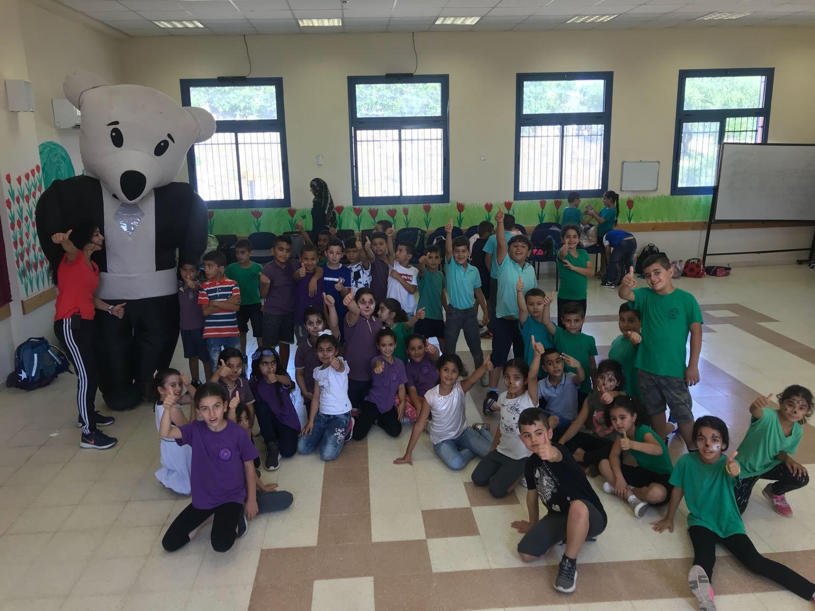 بستان المرج: اجواء مميزة بافتتاح مركز التعليم من القلب في كفر مصر