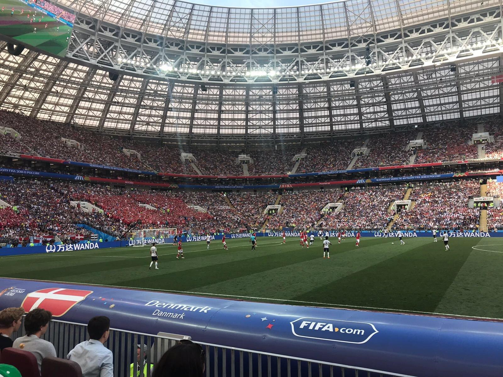 المونديال - خاص: بكرا يرصد اجواء فرنسا ضد الدنمارك
