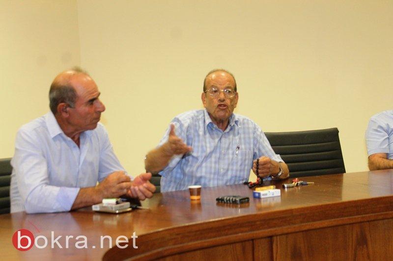 سخنين: اللجنة الشعبية تجتمع لتجنيد حشد جماهيري لمسيرة ومهرجان هبة القدس والاقصى