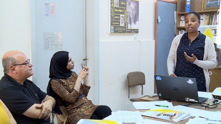 المؤسسة العربية لحقوق الانسان تعقد مؤتمر  مساحات ضيقة  حول التضييق على منظمات المجتمع المدني