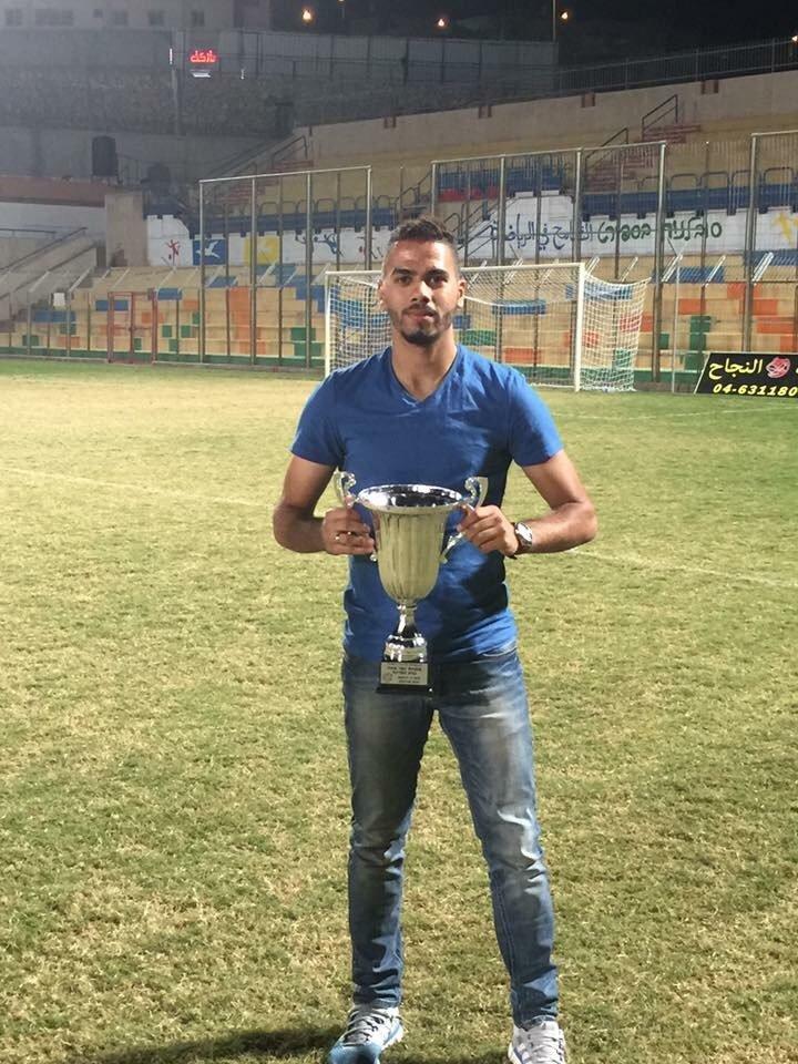 لاعب مصمص، ورد اغبارية: فزنا لأننا نستحق الكأس