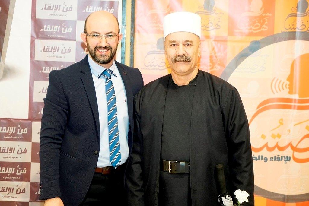 د. محمود خطيب ينظم أمسية اتبع شغفك في سخنين