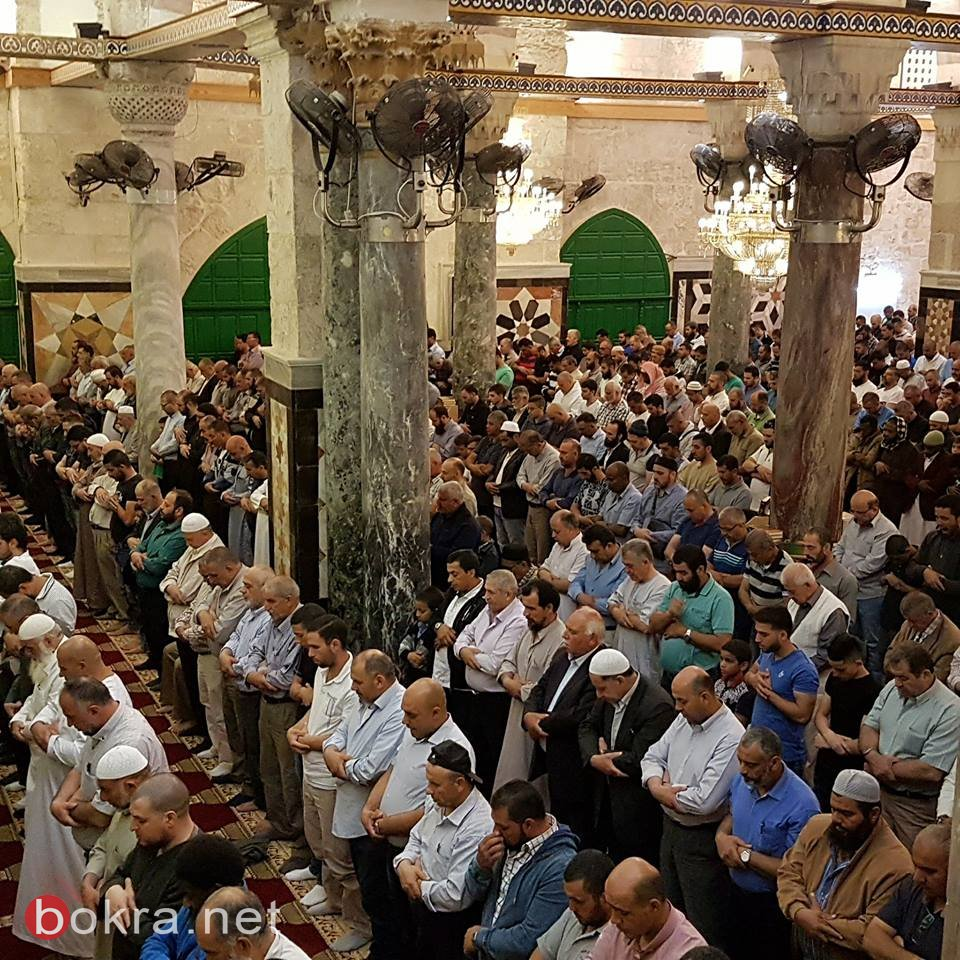 الشيخ عكرمة صبري يطالب بشد الرحال الى الاقصى خلال رمضان