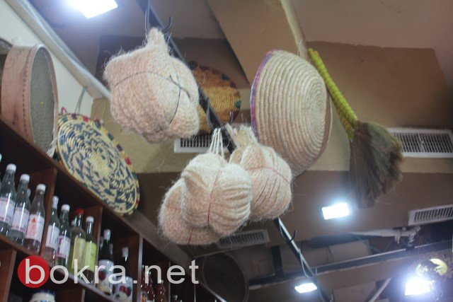 الناصرة حركة تجارية ضعيفة تشهدها المنطقة مع حلول الشهر الفضيل!