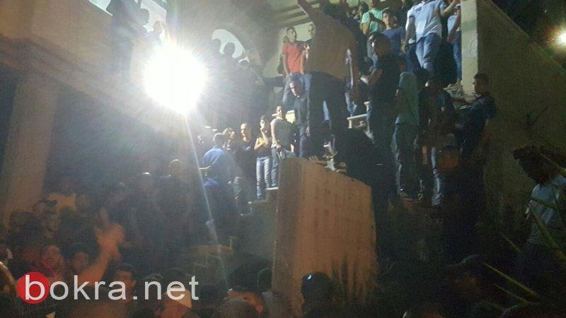 بالفيديو: هكذا شيّعت أم الفحم أبناءها فجر اليوم .. جنازة ضخمة وترديد شعارات نصرة الأٌقصى