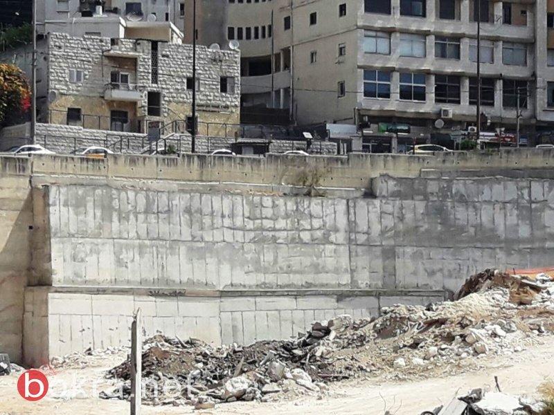 بلدية الناصرة: قريبًا سيُنجز مشروع جسر مدخل بير الأمير