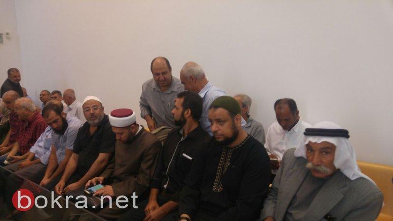 مركزية حيفا تبت في استئناف للإفراج عن الشيخ رائد صلاح