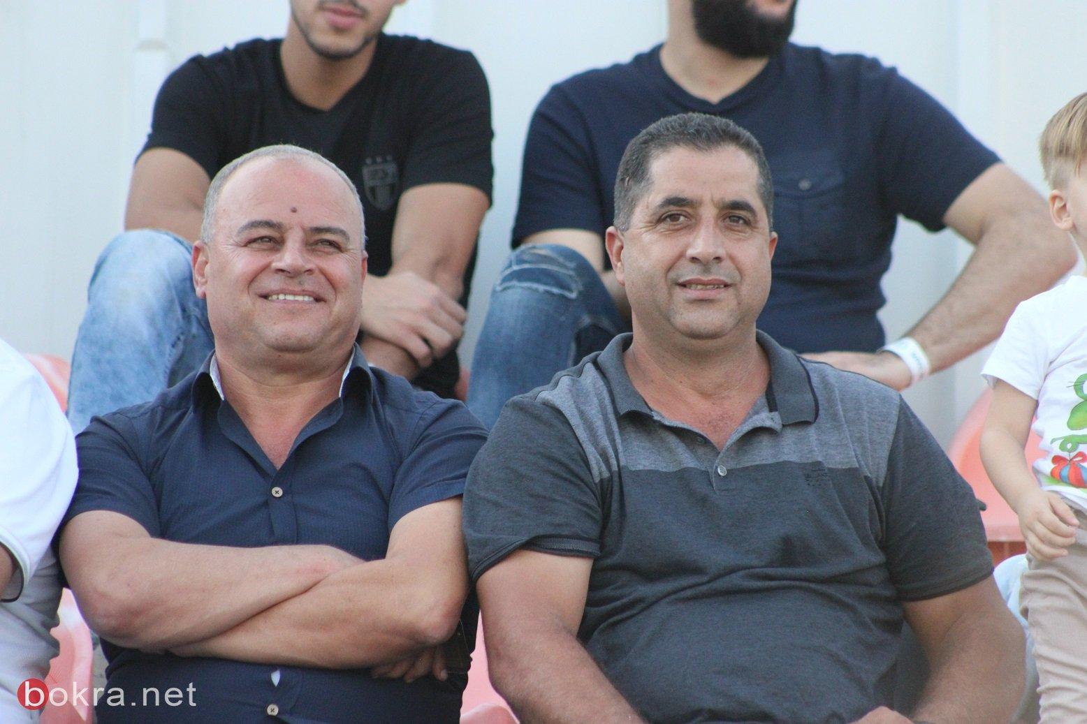 الاخاء النصراوي يعود لدرب الانتصارات برباعية في شباك مرمروك