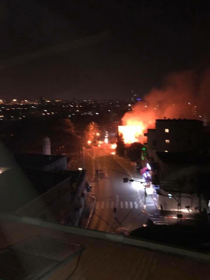 3 مواطنين عرب من بين القتلى بانفجار المبنى في يافا