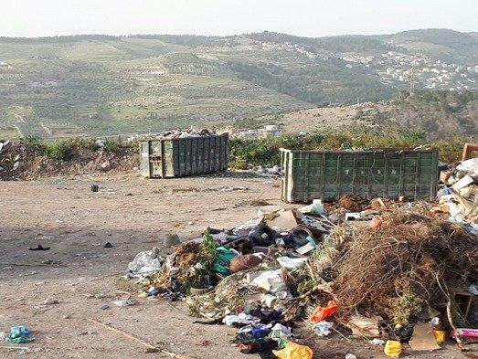 دعوى قضائية ضد مجلس محلي عرعرة بسبب مخالفات بيئية