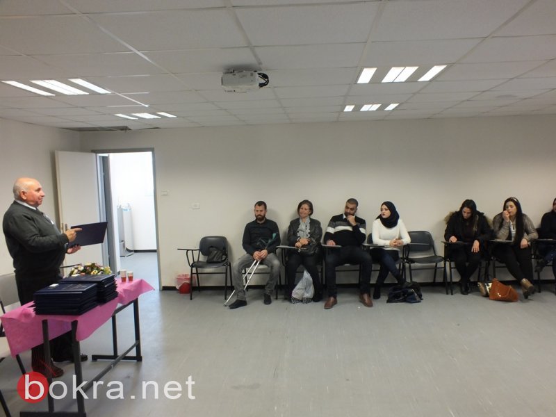 كلية غرناطة تحتفل بتسلم خريجي جامعة القدس المفتوحة شهادات مزاولة الخدمة الاجتماعية لــ 31 من طلابها