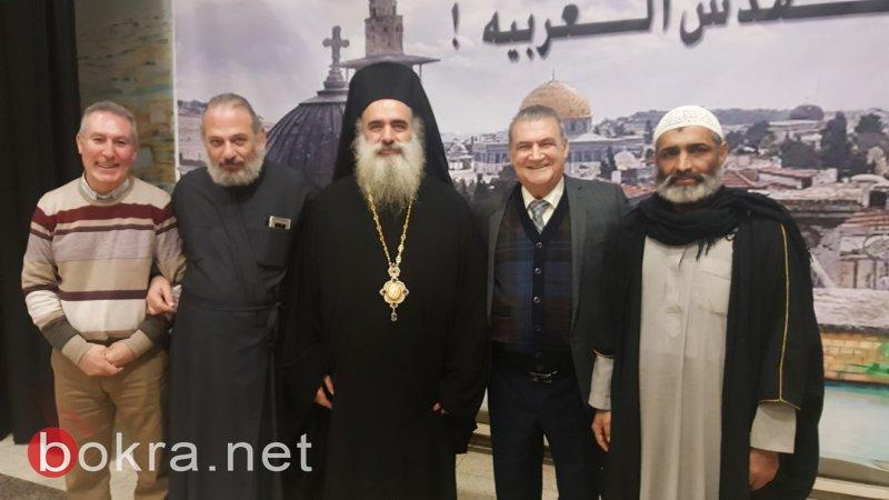 الشيخ نور اليقين بدران: القدس عاصمة دولة فلسطين، والإدعاء أنها عاصمة الخلافة الإسلامية تزوير للتاريخ