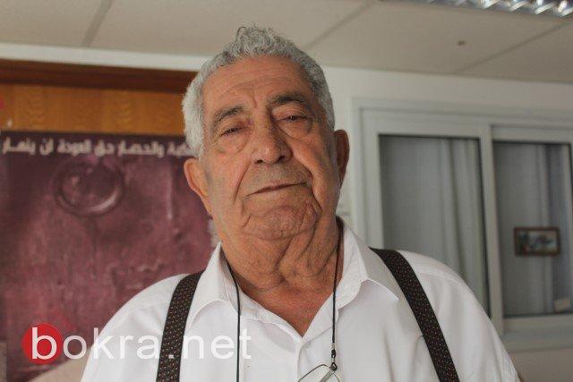 أبو يوسف يعلن عن ترشيح نفسه مجددا لرئاسة مجلس المشهد