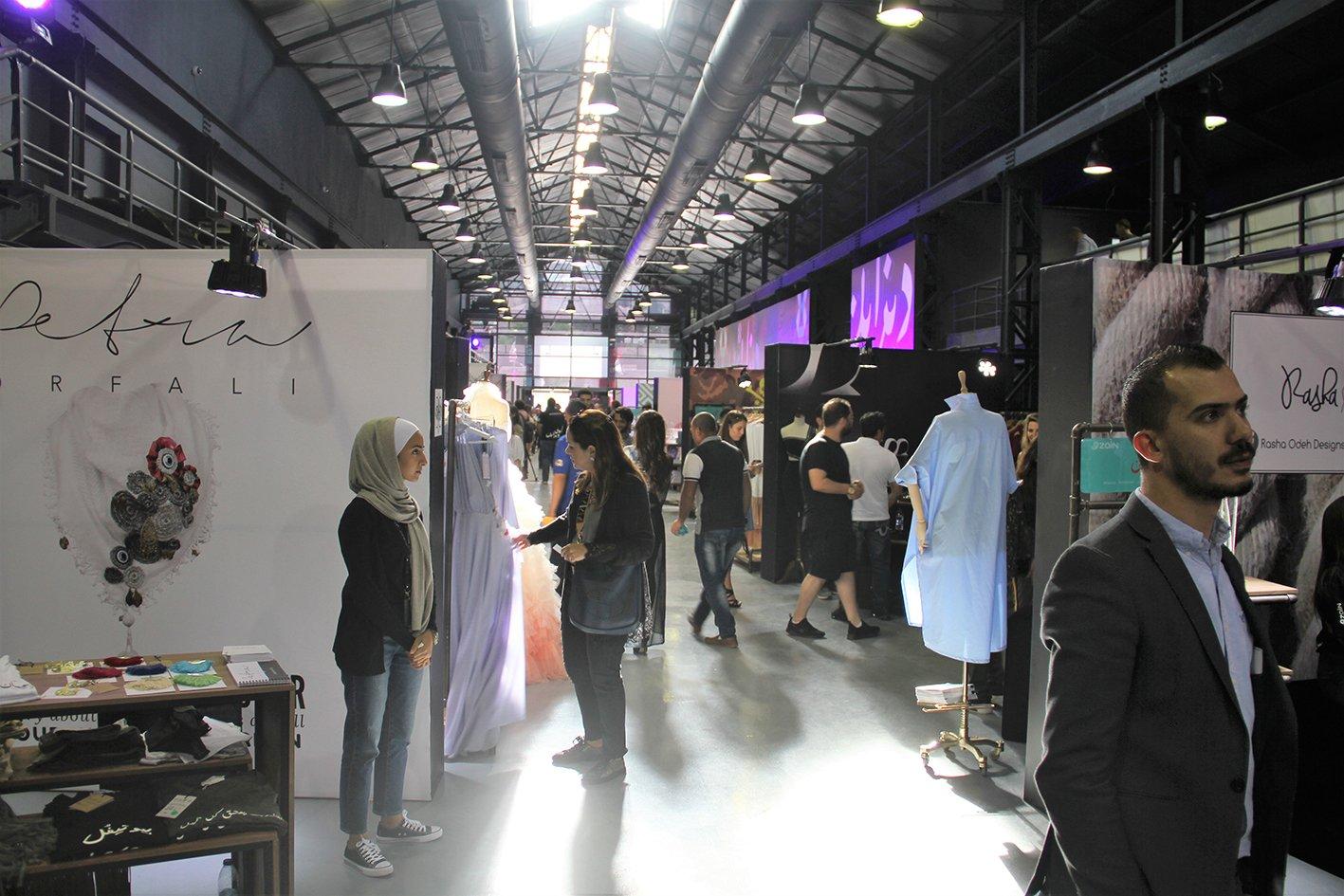 عمان تستضيف المصمم ساهر عوكل في