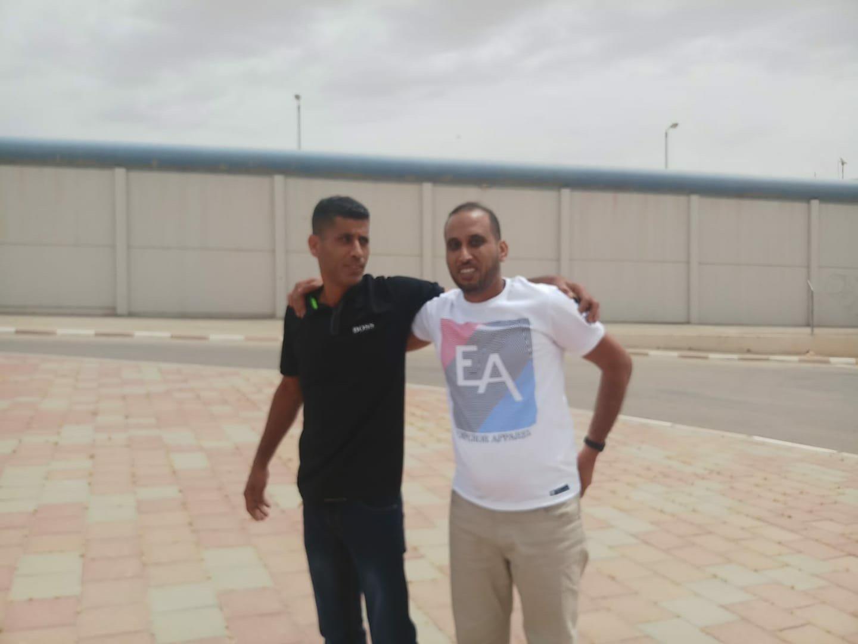 النقب: اطلاق سراح الأسير عدنان البحيري