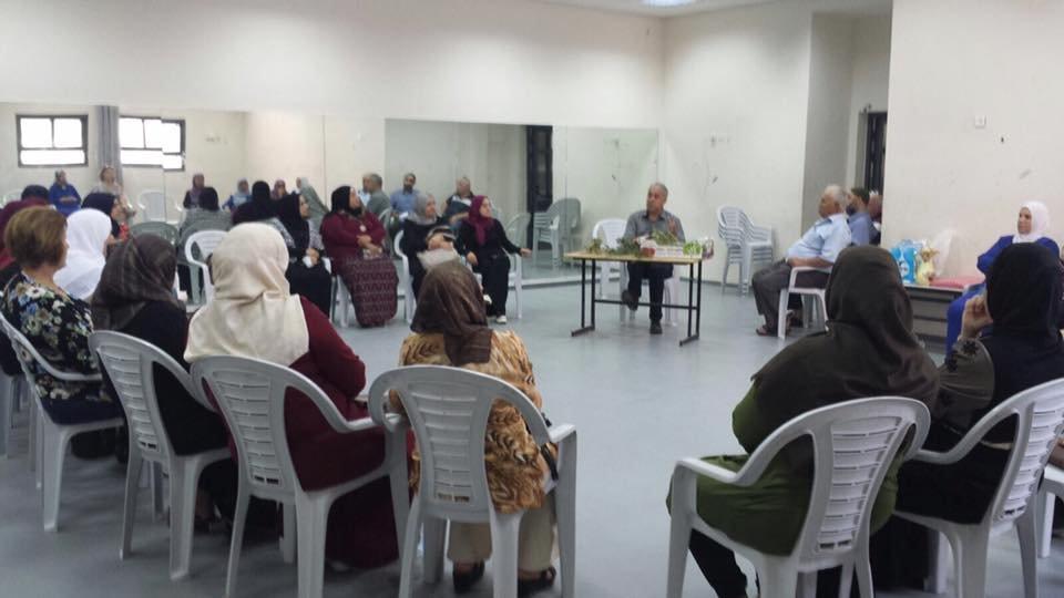 نساء الغد في سالم- زلفة ينظمن محاضرة شيّقة عن الأعشاب الطبيّة
