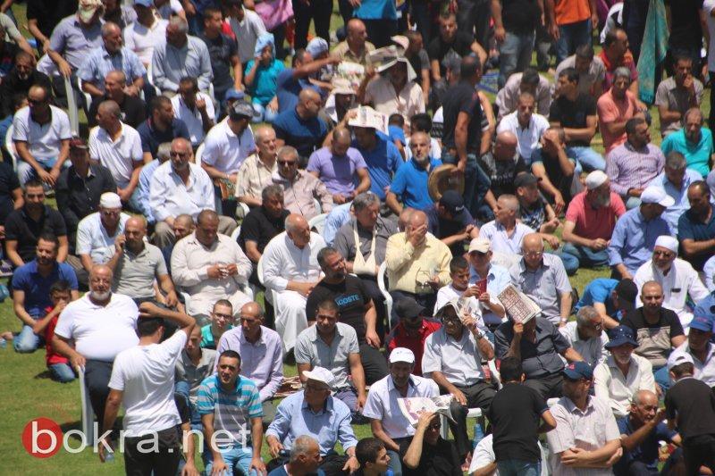 الشيخ رائد صلاح في خطبة الجمعة: الحل الوحيد لقضية الأقصى هو زوال الاحتلال، وهو قريب