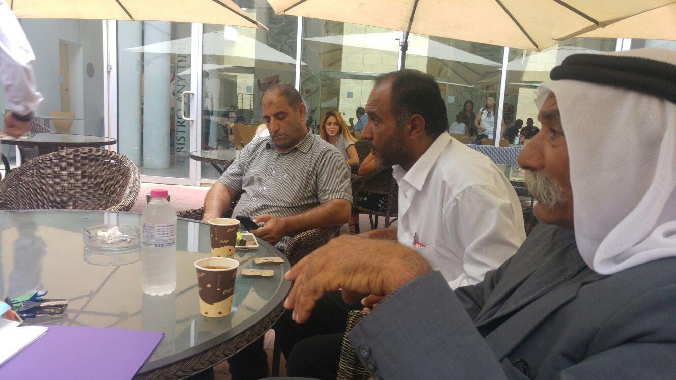جلسة للنظر بملف الشيخ رائد صلاح اليوم