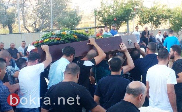 بعد عودة والديه من الديار الحجازية، تشييع جثمان الشاب هاني زهراوي .. السكتة القلبية تفجع مجتمعنا