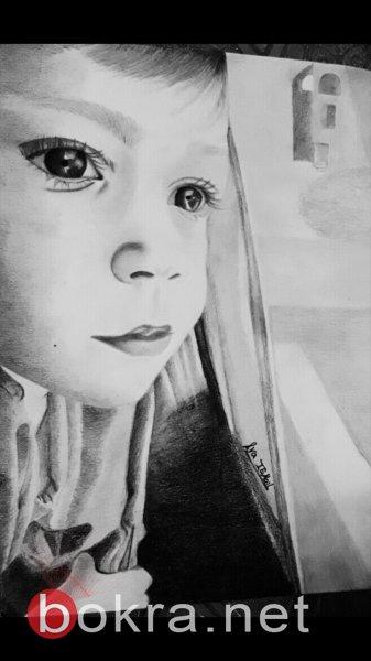 تطمح للوصول للعالمية عبر احتراف رسم الوجوه .. آية اسماعيل، فنانة بريشة ذهبية