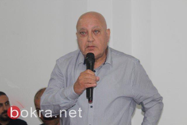 نتسيرت عيليت: القائمة العربية المشتركة تطلق حملتها الانتخابية والهدف 5 مقاعد